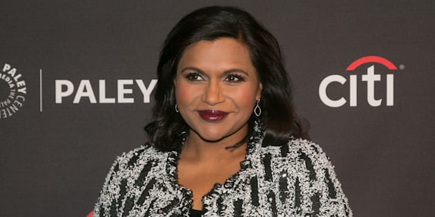 Mindy Kaling at the 11th Annual PaleyFest Fall TV Previews Los Angeles on Sept. 9, 2017.
