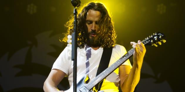 Chris Cornell, le chanteur de Soundgarden et Audioslave, est mort