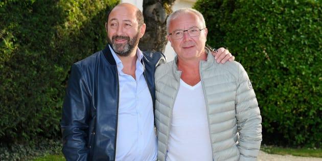 """Kad Merad va retrouver son partenaire de toujours Olivier Baroux dans une comédie sur un gigolo intitulée """"I'm just a gigolo""""."""