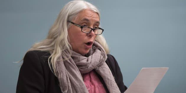 Manon Massé sexplique au sujet de sa lettre parue le 8