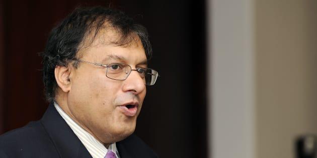 National Treasury deputy director-general, Ismail Momoniat.