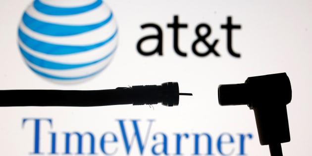 Juez falla a favor de la fusión de AT&T y Time Warner