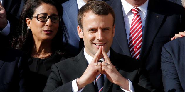 Macron anuncia nuevo Ejecutivo francés