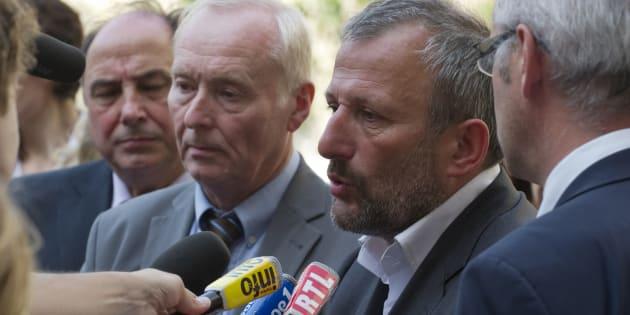 François Puponi fait partie des candidats à avoir refusé l'investiture d'En Marche!.