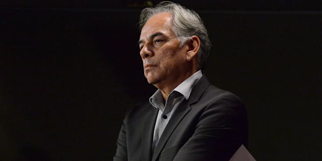 Ghislain Picard, chef régional de l'Assemblée des Premières Nations, n'est pas impressionné par la récente sortie du premier ministre François Legault.