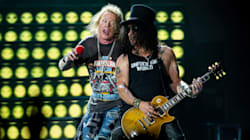 Yep, Guns N' Roses Actually Said 'Hello Sydney' To A Melbourne