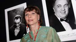 Addio all'attrice Elsa Martinelli. Scoperta da Kirk Douglas, lavorò con tutti i grandi del