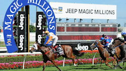 Gold Coast Frocks Up For Magic Millions