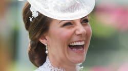 La duquesa de Cambridge se clona a sí misma en