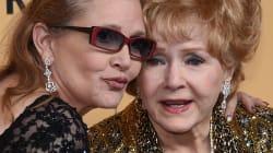 Debbie Reynolds avant de mourir: