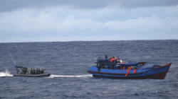 Border Force Intercepts Chinese Men Arriving In Australia By