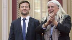 Québec solidaire tient son caucus en Estrie, et se prépare pour les
