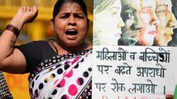 Girl Gang Raped In UP's Amethi Dies During