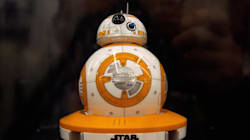 BB-8 Will Now Watch 'Rogue One' With You And He Promises Not To