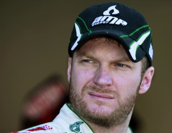 Dale Earnhardt Jr. speaks out on anthem protests