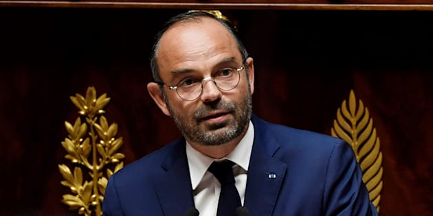 Le premier ministre Edouard Philippe s'est porté garant de mener à bien l'instauration du prélèvement de l'impôt à la source.