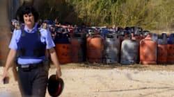 """Nel covo spagnolo dei jihadisti trovate 106 bombole di butano e tracce della """"Madre di Satana"""", esplosivo all'acetone firma"""