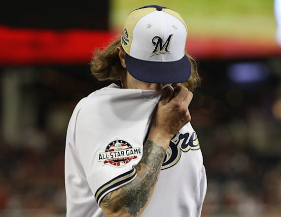 Pitcher's racist tweets surface during All-Star Game
