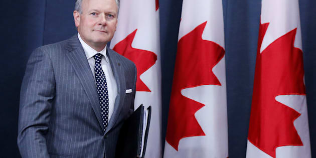 Bank of Canada Governor Stephen Poloz arrives at a news conference in Ottawa, Ontario, Canada, July 12, 2017.