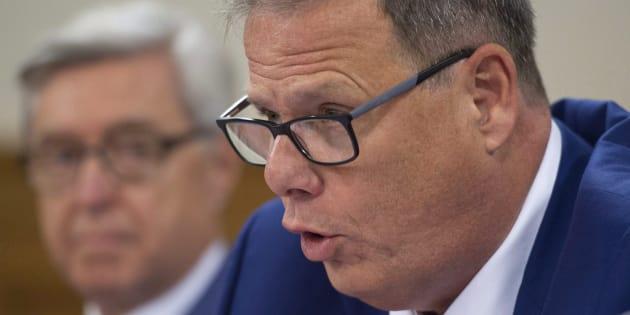 Non fondées, concluent les enquêteurs — Allégations d'Yves Francoeur