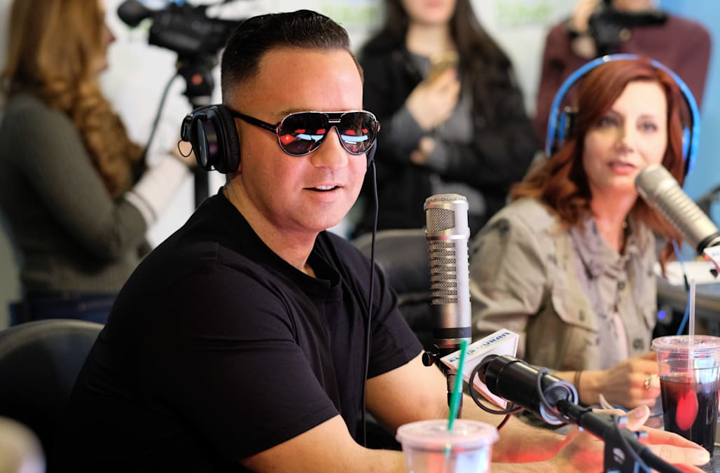 Jersey Shore' cast supports The Situation at his sentencing