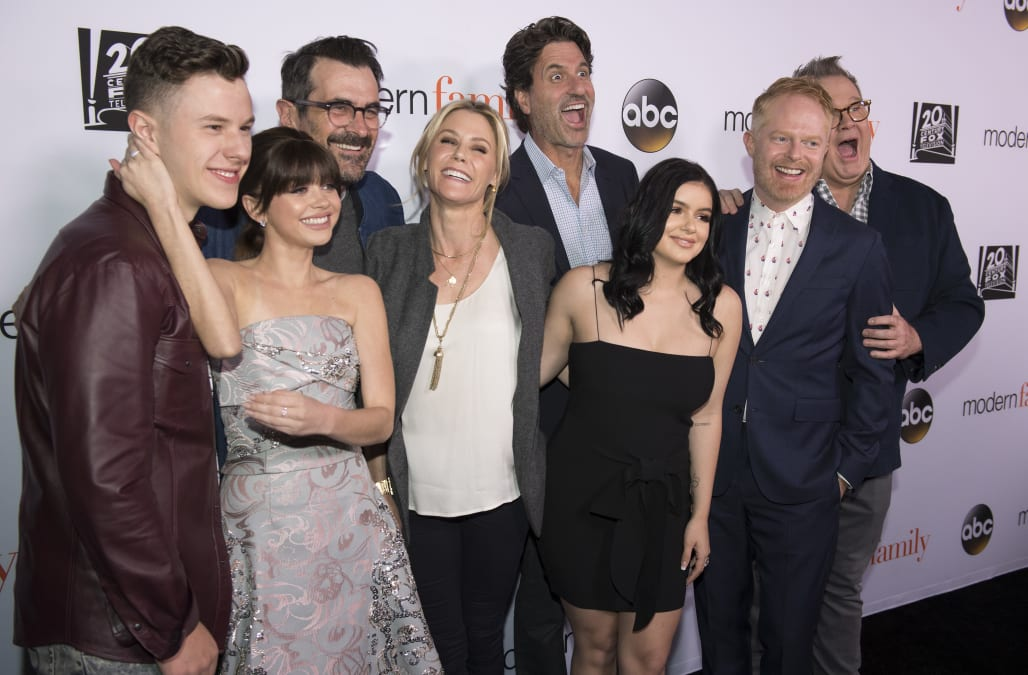 Modern Family' stars react to announcement show is ending