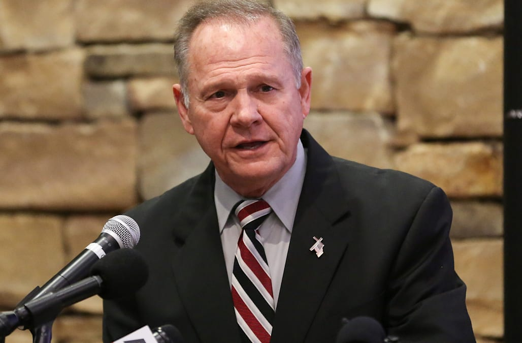 Despite some continued support for embattled U.S. Senate candidate Roy  Moore, young Republicans in Alabama aren't so quick to dismiss the sexual  harassment ...