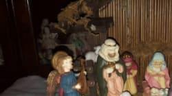 La decoración de Navidad 'para compartir