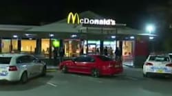 McDonalds Manager Rushed To Hospital After Axe Attack In