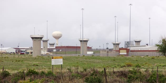 ADMAX Florence es el hogar de más de 400 reclusos entre terroristas convictos, líderes de pandillas y neonazis.
