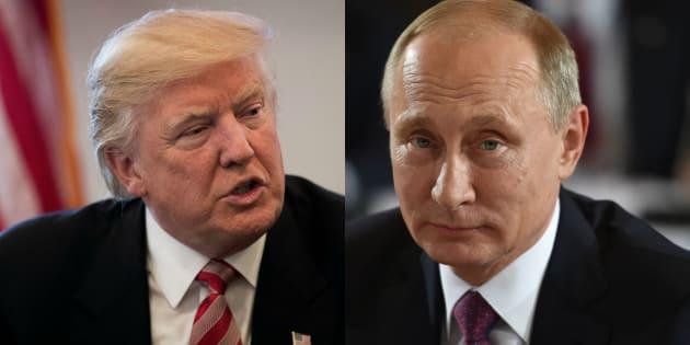 Poutine aurait personnellement orchestré le piratage des démocrates américains