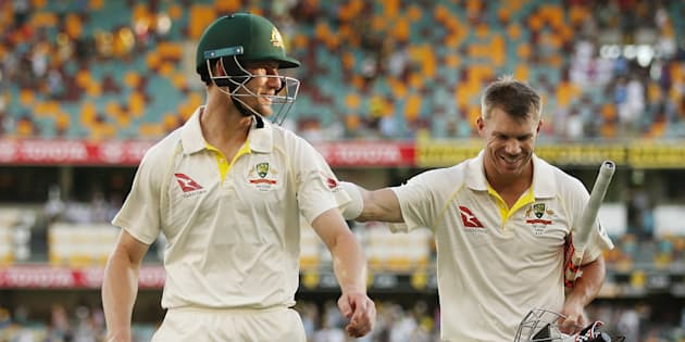 Dave Warner, like the selectors, is only too happy to push the career of Cameron Bancroft forward.