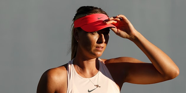 Maria Sharapova est la bienvenue à Flushing Meadows