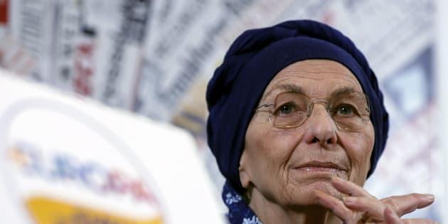 Emma Bonino lancia l
