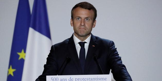 Emmanuel Macron subit un large revers aux sénatoriales.