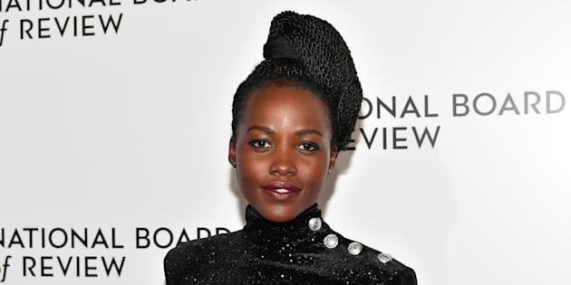 Lupita Nyong'o attends the 2018 National Board of Review Awards Gala on Jan. 9.