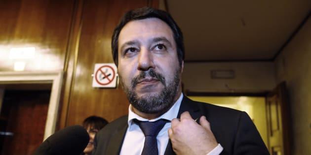 """Matteo Salvini: """"Pronti ad aprire un tavolo pur di riso"""