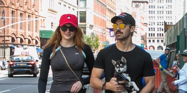 Joe Jonas et Sophie Turner se sont fiancés