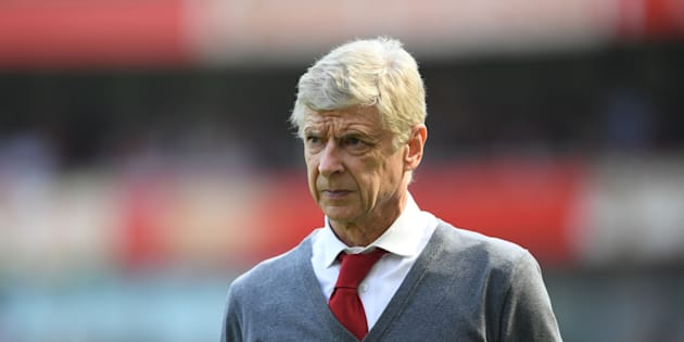 Arsène Wenger à Londres le 22 avril 2018.