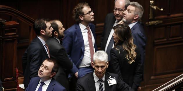 Renziani alla Camera