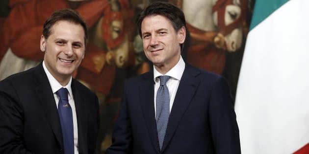 """Il dossier Armando Siri nelle mani di Giuseppe Conte: """""""