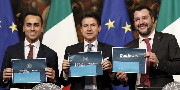 SARA UN GRANDE FLOP E Il flop non sara' dei grillini o della lega ma dell' Italia intera . criminali .