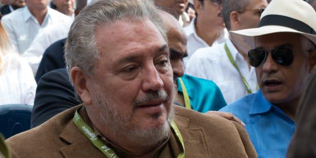 Mort de Fidel Castro Diaz-Balart, le fils aîné de Fidel Castro s'est suicidé.