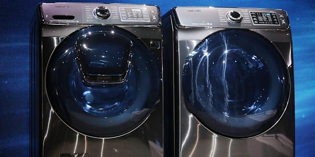 Samsung Washer Dryer Shamed In 2017 Choice S Awards