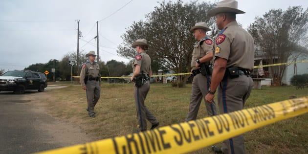 Le tueur du Texas avait été interné en psychiatrie après avoir menacé de tuer ses supérieurs