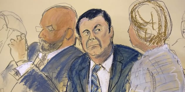 Le procès de Joaquim El Chapo Guzman a commencé lundi 12 novembre à New York.