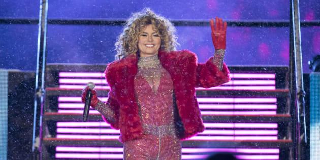 Shania Twain s'excuse d'avoir dit qu'elle aurait voté pour Trump