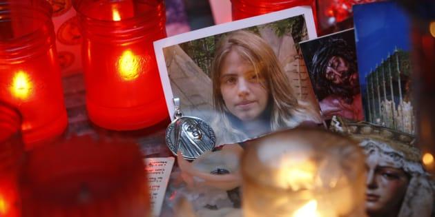 Una foto de la desaparecida Marta del Castillo.