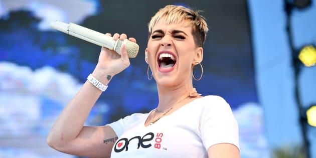 Show de Katy Perry no Rio de Janeiro será em novo local, dia 18 de março.