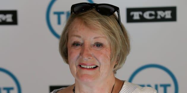 La presidenta de la Academia de Cine, Yvonne Blake.